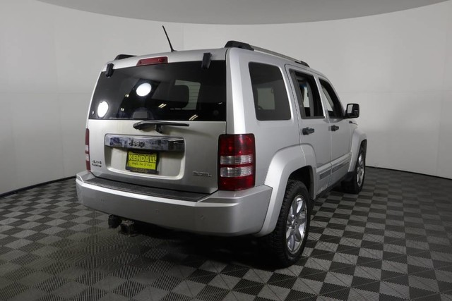 Pre-Owned 2008 Jeep Liberty Limited