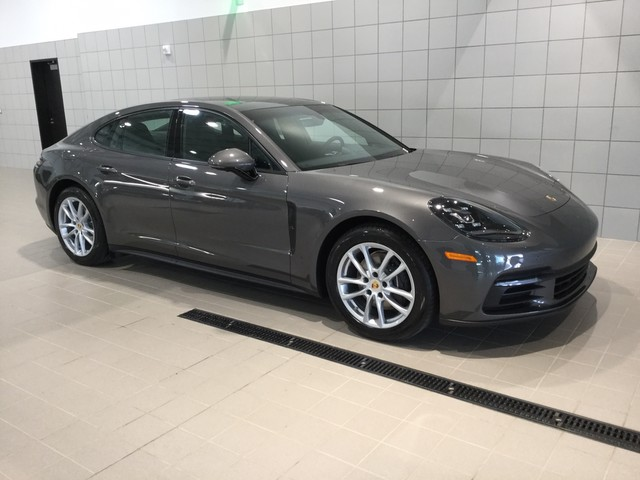 All Wheel Drive Hatchback New 2018 Porsche Panamera 4