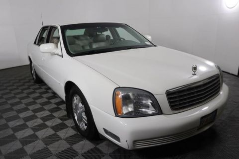 Pre-Owned 2004 Cadillac DeVille