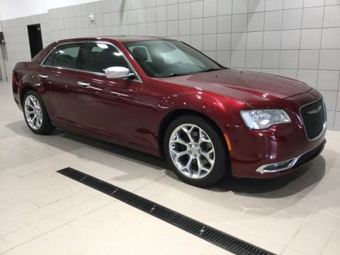 Pre-Owned 2017 Chrysler 300 300C Platinum
