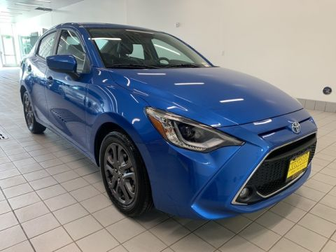 Pre-Owned 2019 Toyota Yaris Sedan XLE