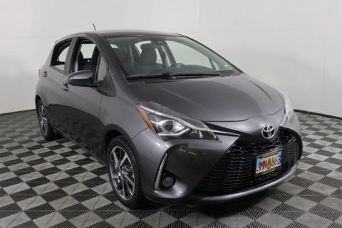 Pre-Owned 2018 Toyota Yaris SE